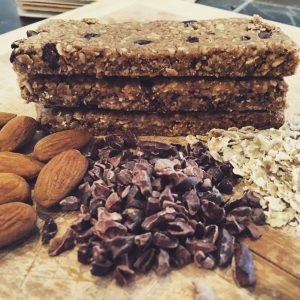 Hazelnut Almond Chocolate Protein Bar